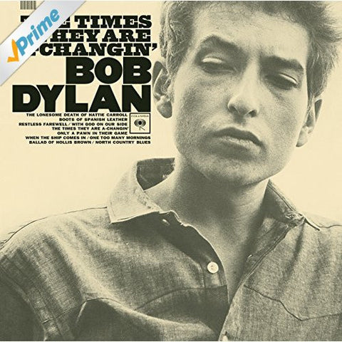 Bob Dylan | The Times They Are a-Changin' | 180g Vinyl LP