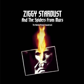 David Bowie | Ziggy Stardust and the Spiders from Mars (The Motion Picture Soundtrack) | Limited Edition 180g Vinyl 2LP