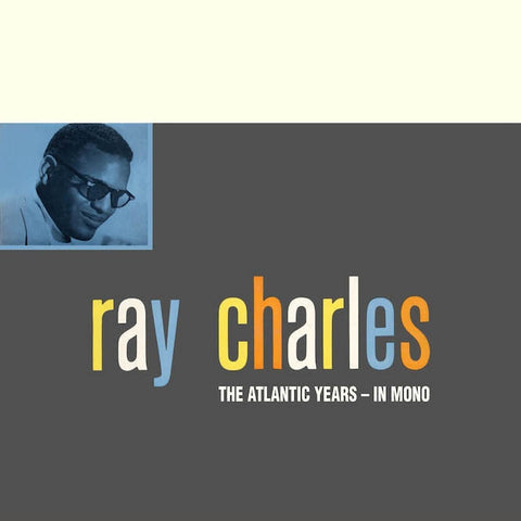 Ray Charles | The Atlantic Years - In Mono | 180g 7LP Vinyl Box Set