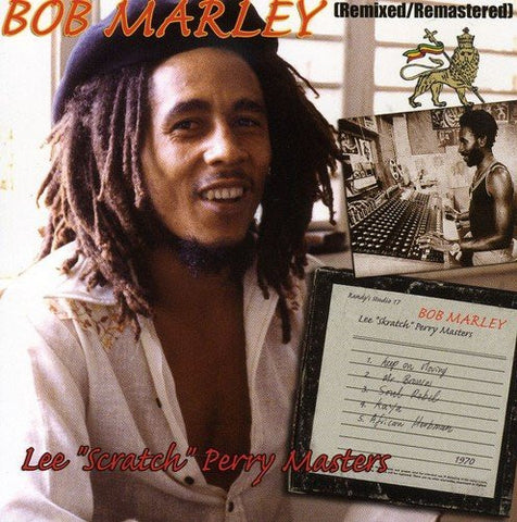 Bob Marley | Lee Scratch Perry Masters | Colored Vinyl