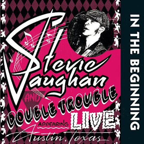 Stevie Ray Vaughan | In The Beginning [Import] | Vinyl LP