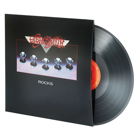 Aerosmith | Rocks | 180g Vinyl LP