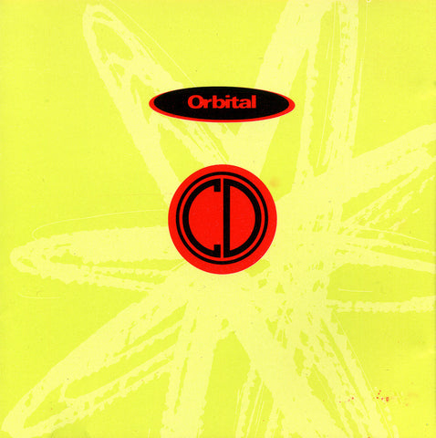 Orbital | Orbital (Green Album) | 180g Vinyl 2LP