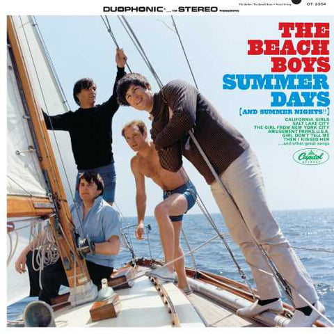 The Beach Boys | Summer Days (And Summer Nights!!) | Vinyl LP 180 Gram