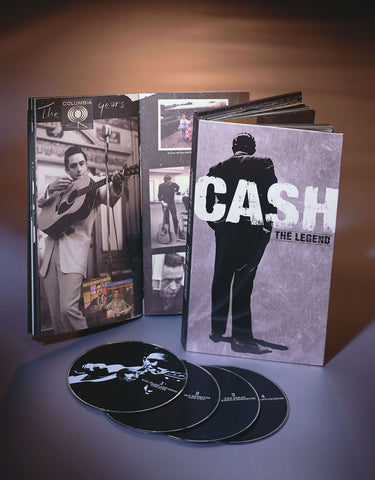 Johnny Cash | The Legend | CD Set
