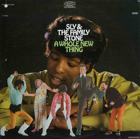 Sly and the Family Stone | A Whole New Thing | CD