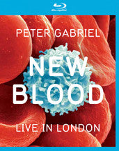 Peter Gabriel | Peter Gabriel - New Blood Live in London  | DVD
