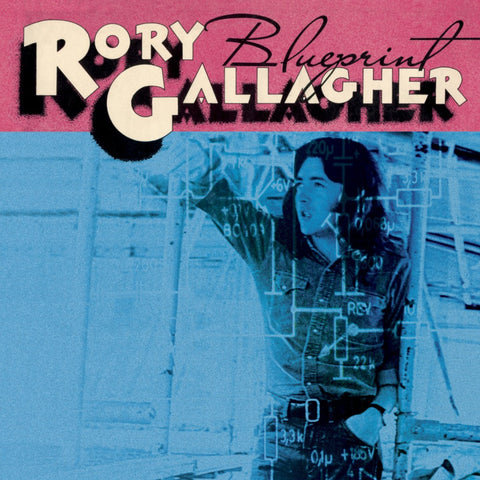 Rory Gallagher | Blueprint | Vinyl LP