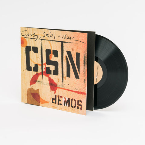 Crosby, Stills & Nash | Demos | 180g Vinyl LP