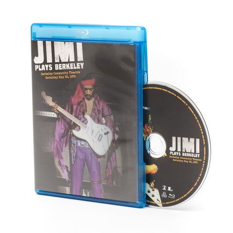Jimi Hendrix | Jimi Plays Berkeley | Blu-ray