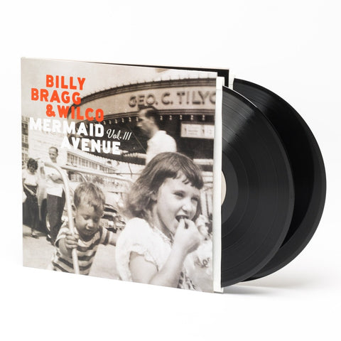 Billy Bragg & Wilco | Mermaid Avenue Vol. III | 180g Vinyl 2LP