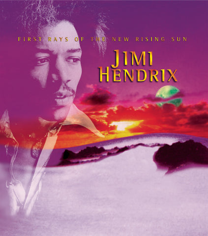 Jimi Hendrix | First Rays of the New Rising Sun | 180g Vinyl 2LP (Import)