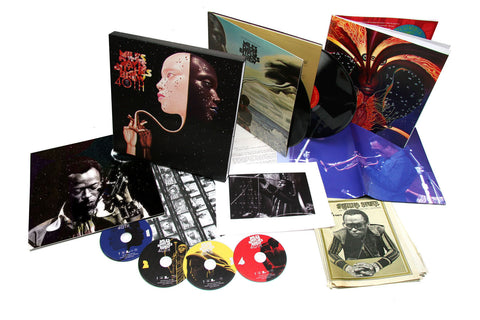 Miles Davis | Bitches Brew | 40th Anniversary Collectors Edition Box Set (4CD / 2LP / DVD)