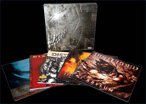 Disturbed | The Collection  | Vinyl 5LP Box Set