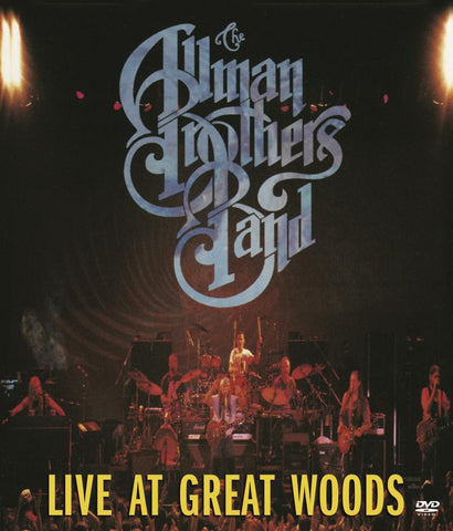 The Allman Brothers Band | Live at Great Woods | Vinyl