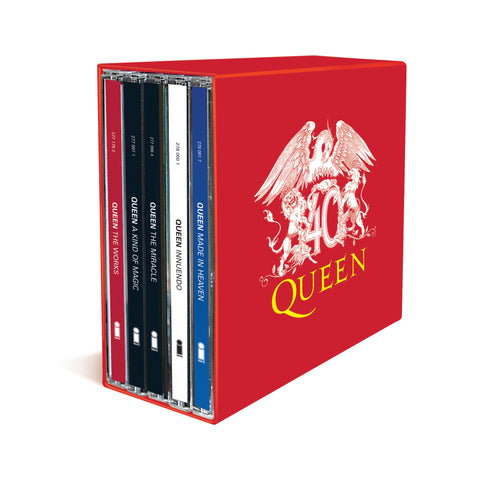 Queen | Queen 40 Limited Edition Collectors Box Vol. 3 | CD Set
