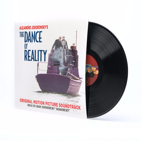 Alejandro Jodorowsky | The Dance of Reality: Original Soundtrack  | Vinyl LP
