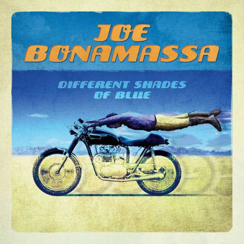 Joe Bonamassa | Different Shades of Blue  | Vinyl 2LP 180 Gram