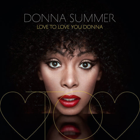 "Donna Summer | Love To Love You Donna | 15.5x15.5"" Poster"