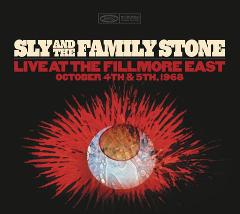 Sly and the Family Stone | Live at the Fillmore East (October 4th & 5th 1968) | 4 CD Set
