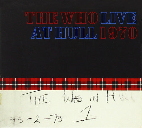 The Who | Live at Hull 1970 (Deluxe Edition) | CDs