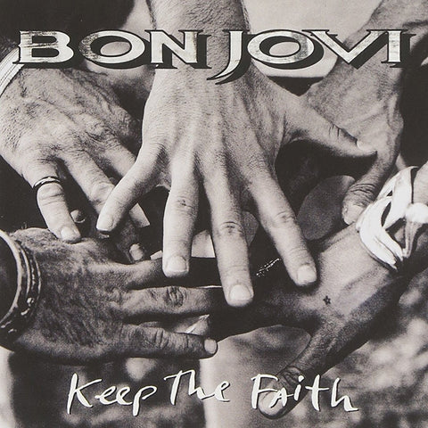 Bon Jovi | Keep The Faith | 180g Vinyl 2LP [UK Import]
