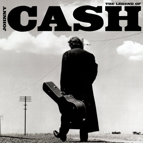 Johnny Cash | The Legend of Johnny Cash | 180g Vinyl 2LP [Import]