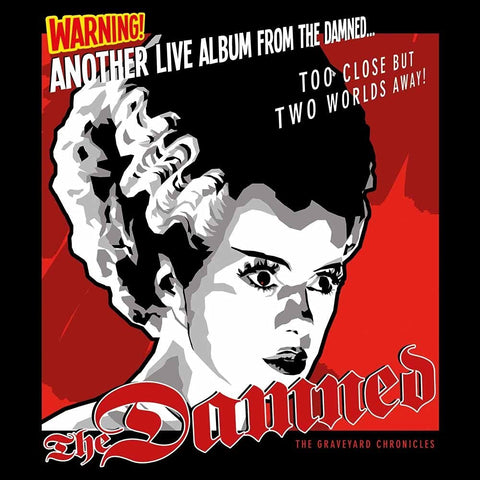 The Damned | Another Live Album from the Damned | 6 180g Vinyl LP