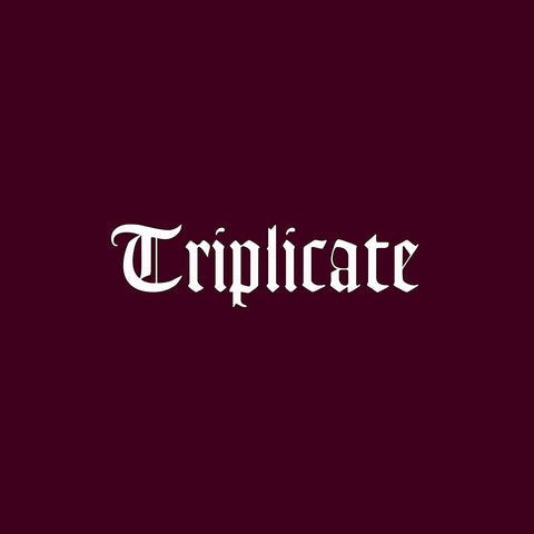Bob Dylan | Triplicate | Deluxe Limited Edition 180g 3LP Set