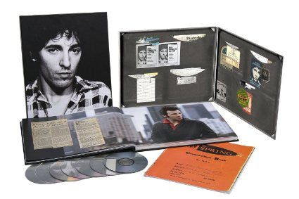 Bruce Springsteen | The Ties That Bind: The River Collection | 4CD/3DVD Box Set