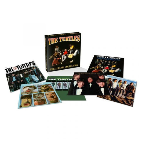 The Turtles | The Albums Collection | Colored Vinyl Box Set