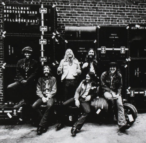 The Allman Brothers Band | At Fillmore East | 180g Vinyl 2LP (Numbered, Limited Edition)
