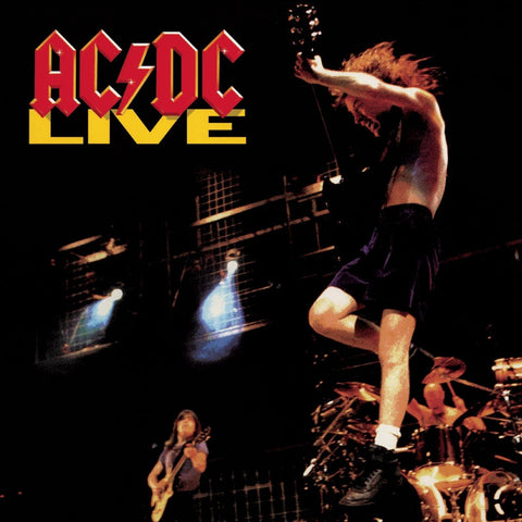 AC/DC | Live  Collector's Edition | Collector's Edition Vinyl 2LP