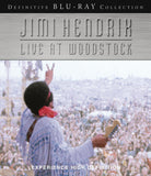 Jimi Hendrix | Live at Woodstock | Deluxe Edition Blu-ray
