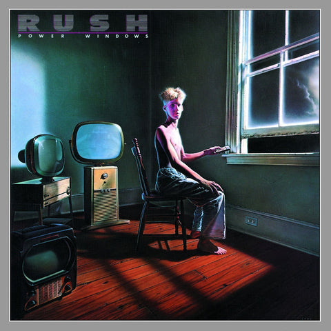 Rush | Power Windows | LP 180g Vinyl