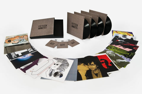 Various Artists | Fifteen Minutes: Homage to Andy Warhol | Limited Edition 4LP / 3CD Deluxe Box Set