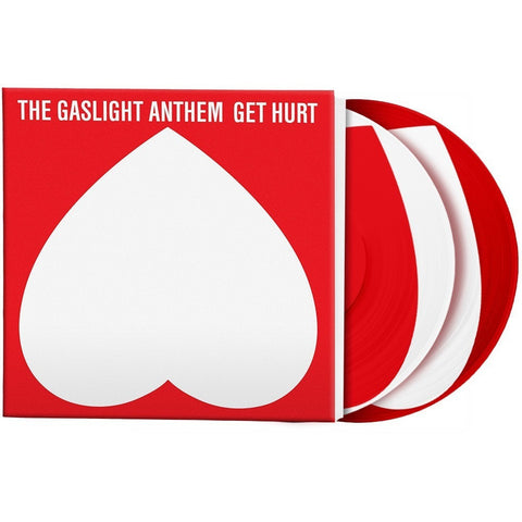 The Gaslight Anthem | Get Hurt | Limited Edition Picture Disc 2LP