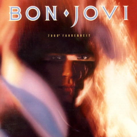 Bon Jovi | 7800 Degrees Fahrenheit | 180g Vinyl LP [UK Import]