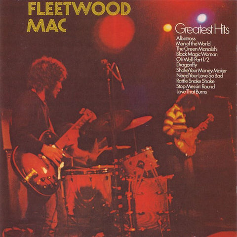 Fleetwood Mac | Greatest Hits [Import] | 180g Vinyl LP