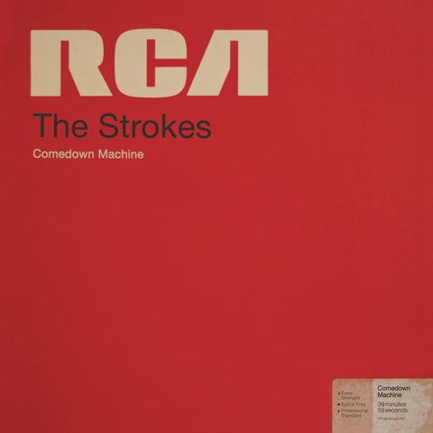 The Strokes | Comedown Machine | 180g Vinyl LP