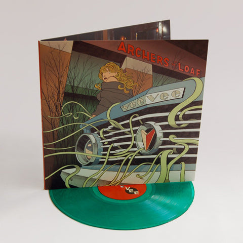 Archers of Loaf | Vee Vee | Green Vinyl LP (+ Bonus Material)