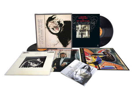 Captain Beefheart | Sun, Zoom, Spark: 1970 to 1972 - Limited Edition | Vinyl LP Box Set