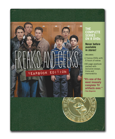 Freaks & Geeks | Freaks & Geeks Yearbook Edition DVD Box Set
