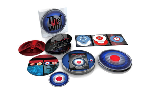 The Who | Quadrophenia Live in London (Limited Collector's Edition) | 5 CD Metal Box Set