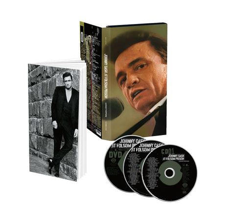 Johnny Cash | At Folsom Prison (Legacy Edition) | CD Set