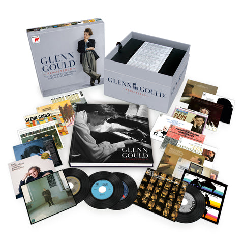 Glenn Gould | Glenn Gould Remastered - The Complete Album Collection | CD Set