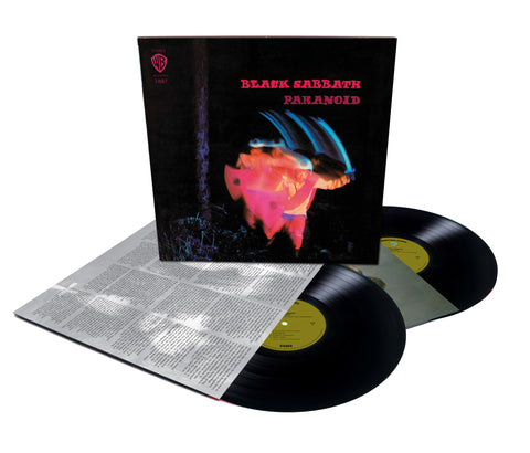 Black Sabbath | Paranoid | Deluxe Edition 180g Vinyl 2LP