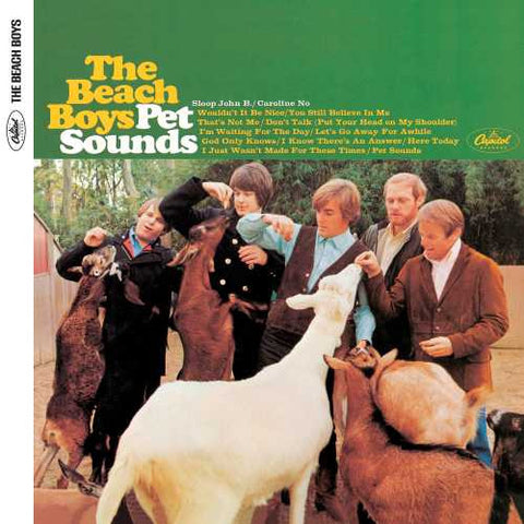 The Beach Boys | Pet Sounds | 180g Vinyl LP (2008 Repress)