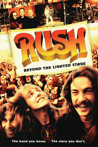 Rush | Beyond the Lighted Stage