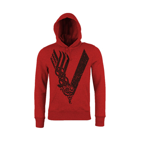 Vikings | Red V | Sweatshirt (Exclusive)